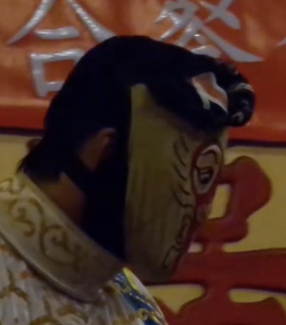 中国 秘技 変面 仕組み 種明かし からくり 学んで 自宅 マスター トリック 種明かし マジック 忘年会 新年会