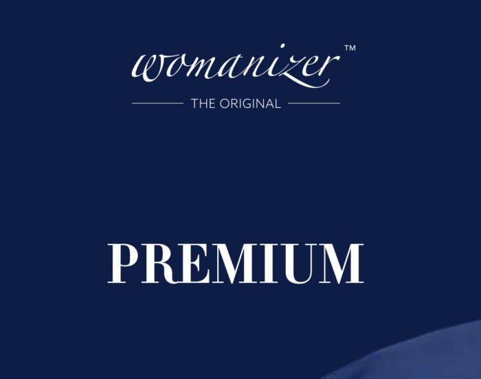 ウーマナイザープレミアム(WOMANIZER PREMIUM)の英文取扱説明書