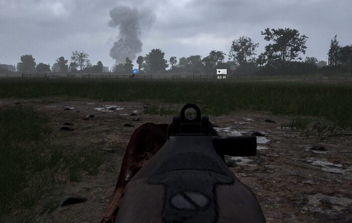 互いに標準装備のライフルがどんな距離でも当たったら即死するリアルな戦場を体験できるゲームはこれだけだ。 リスポーン地点から前線までリアルタイムで3分歩かされるゲームなのに面白いのが不思議。 『リアルすぎるバトルフィールド!食わず嫌いはもったいない』戦争FPS「HELL LET LOOSE」の感想評価です。1発即死、前線まで3分歩いてまた即死を繰り返す苦行を何故私たちは繰り返すのか?それは初めてBFをやった時の「面白くなる壁」がかなり上級者向けの高めに設定されているからに他ならない。